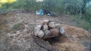 видео: Охотничий видеоархив.Открытие сезона Осень 2016.Полевая баня