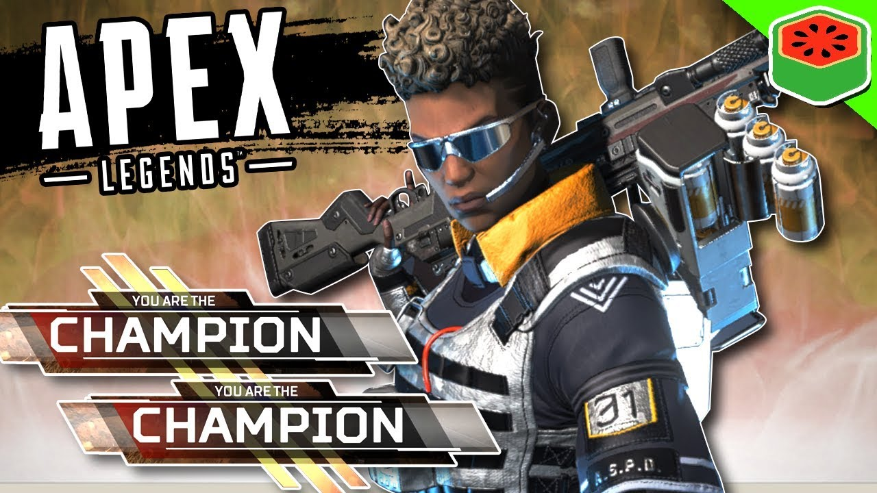 BACK TO BACK CHAMPIONS! | Apex Legends