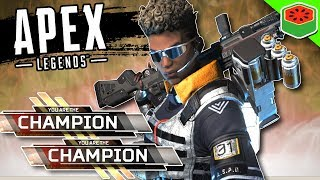 BACK TO BACK CHAMPIONS!   Apex Legends