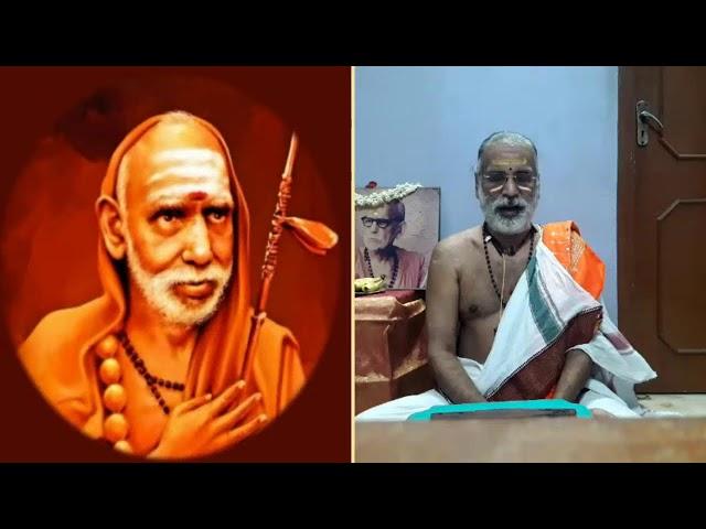 315th Visesha Upanyasam on Rishi Panchami Vratham by  Brahmashri T. Shankararama Dikshidar   05Sep21