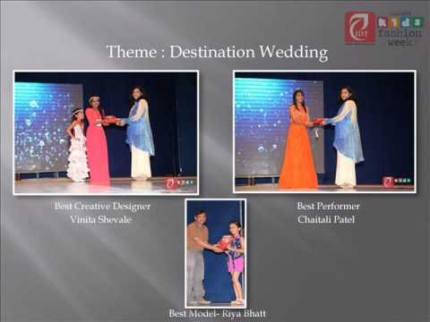 IDT Gujarat Kids Fashion Week 2015 Award Winners