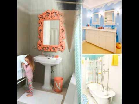 Cool boys bathroom decorating ideas youtube for Bathroom ideas youtube