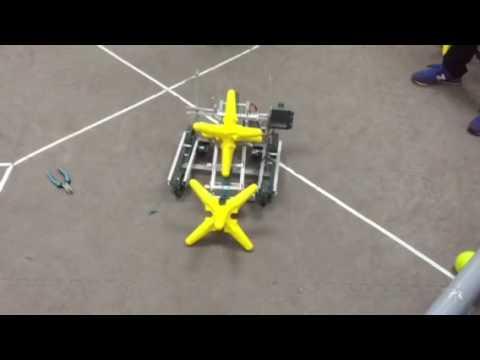 VEX Starstruck Idea - YouTube