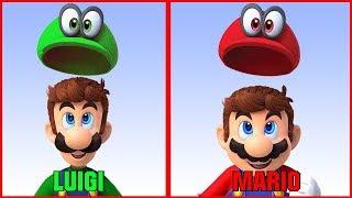 5 GEHEIMNISSE in Super Mario Odyssey AUFGEDECKT!