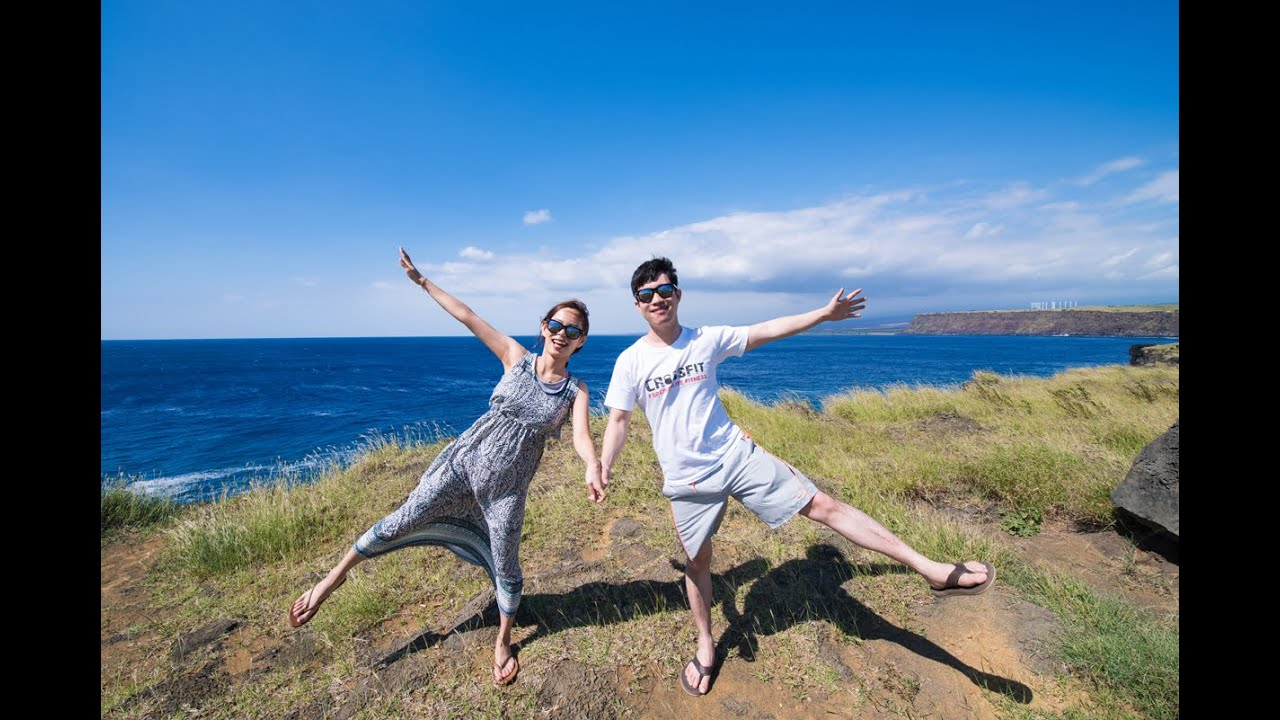 Honeymoon hawaii big island oahugopro4 silver youtube for Best hawaii island for honeymoon