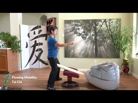 Tai Chi: How to Move More Effectively through Levers
