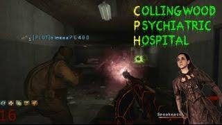 [FR] Collingwood Psychiatric Hospital : Un bouclier, une blundergat et le père d