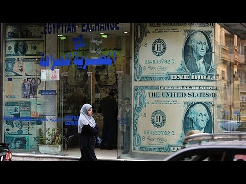 Egypt's Dollar Crisis