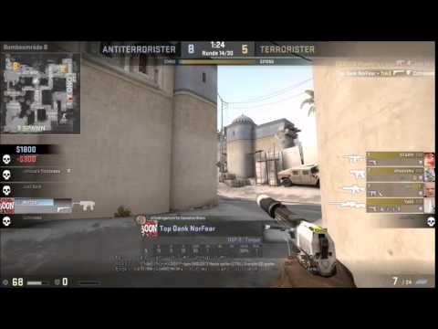 Just did a Hiko inhuman reaction against a teammate