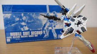 機動戦士Vガンダムより、幻の機体 セカンドVのガンプラを紹介! ○ツイッ...