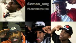 E-Man #SaluteTotheReal - @eman_amg