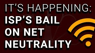 Prepare for Disaster: Comcast Deleted Net Neutrality Principles
