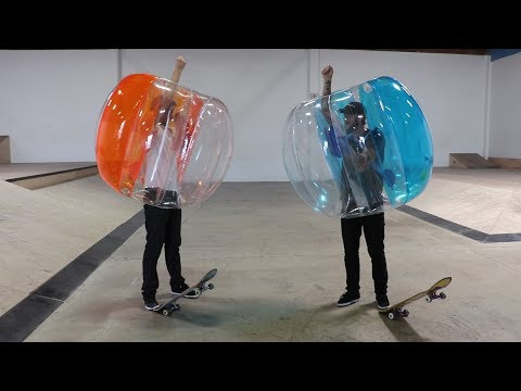 BUBBLE BALL GAME OF SKATE
