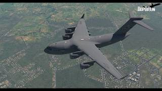 C-17 Suddently Falling Down After TakeOff | X-Plane 11