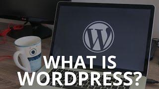 видео Что такое WordPress и почему WordPress?