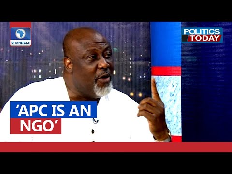 APC Is An NGO, Not A Political Party - Dino Melaye | Politics Today