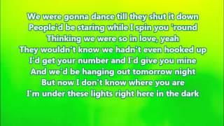 Middle of a memory lyrics