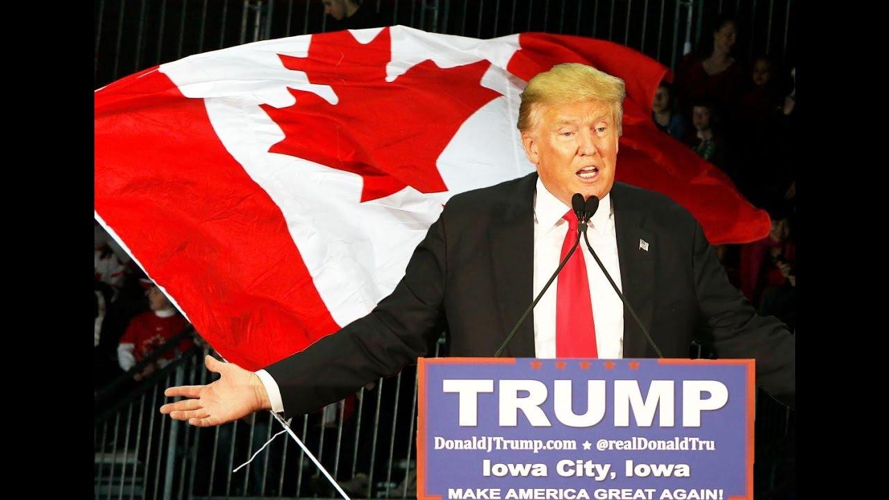 Canadian american dating site trump