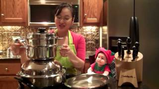 Holiday Stack Cooking Tips: Zesty Potato & Green Bean Salad