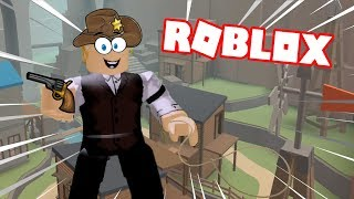 THE BEST COWBOY IN THE WEST! ROBLOX ? WILD REVOLVERS