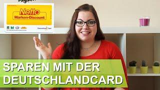 Geld sparen mit der Deutschlandcard   Couponing für Anfänger – Jacquelines Sparwelt