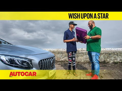 Making A Wish With The Mercedes-AMG S 63 Coupe | Feature | Autocar India
