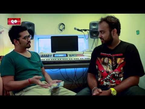 Amit Trivedi || Talks About Dev D ||Part 1
