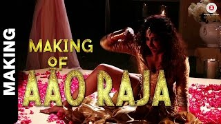 Making Of Aao Raja - Gabbar Is Back | Chitrangada Singh | Yo Yo Honey Singh & Neha Kakkar