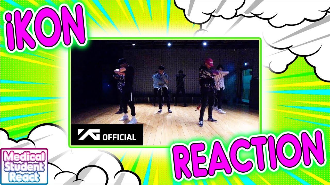 iKON - '죽겠다(KILLING ME)' DANCE PRACTICE VIDEO Reaction [K-Pop Reaction]