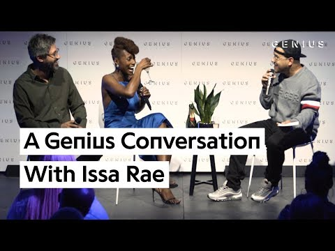 A Genius Conversation With Issa Rae
