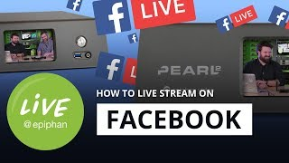How to stream live on Facebook