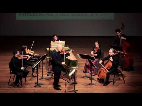 Antonio Vivaldi - The Four Seasons (Full) Live at Tel-Aviv Museum of Art