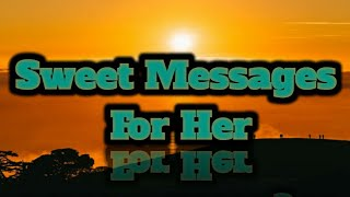 Sweet love qoutes for her (Tagalog)