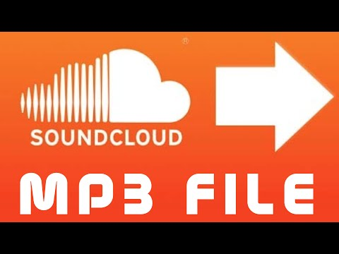 How To Find Your MP3 File Location In SoundCloud (To Use In