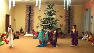 Восточная сказка. Новый год в старшей группе. Детский сад №306 Одесса (четвёртая часть)(, 2014-10-29T14:24:06.000Z)