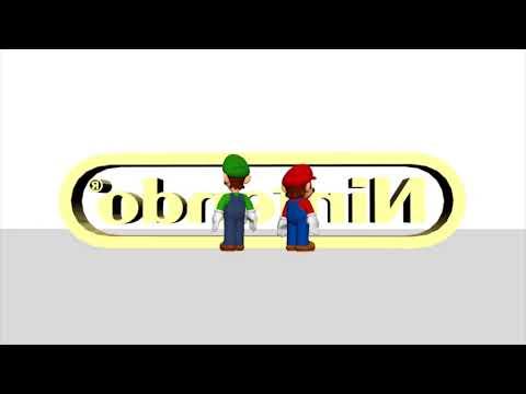Big Idea Logo 2006-2014 Mario and Luigi Edition