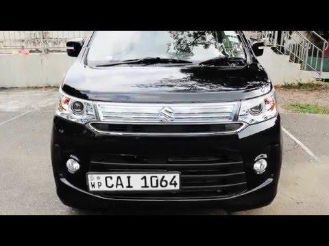 Turbo Brothers Sinhala Vehicle Reviews Suzuki Wagon R Hybrid