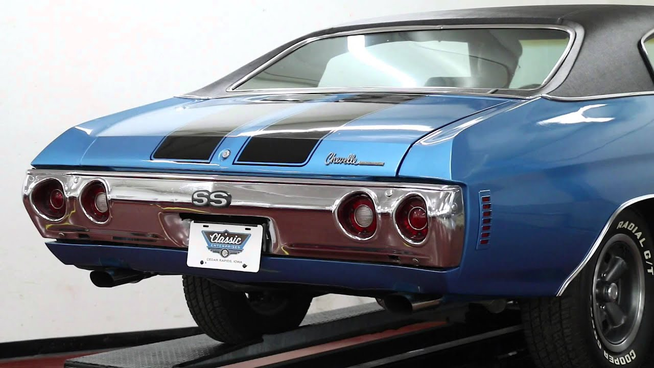1972 chevy chevelle malibu ss for sale startup. Black Bedroom Furniture Sets. Home Design Ideas