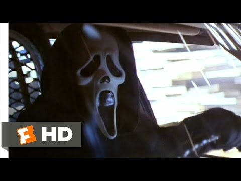 Scream 2 (9/12) Movie CLIP - Reckless Driving (1997) HD