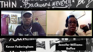 Episode Five: Meet Jennifer Williams-Baffoe