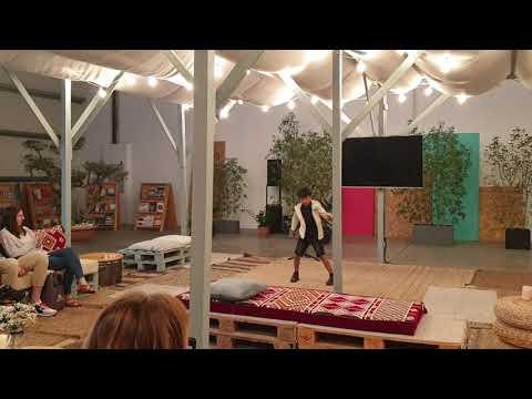 Stage Performance: Open Mic Session at the Alserkal Avenue, Dubai