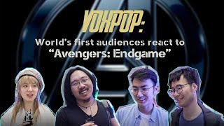 No spoiler: World's first audiences react to 'Avengers: Endgame'