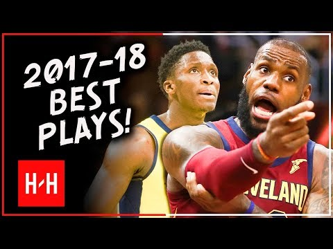 Cleveland Cavaliers vs Indiana Pacers BEST Highlights from 2017-18 NBA Regular Season!