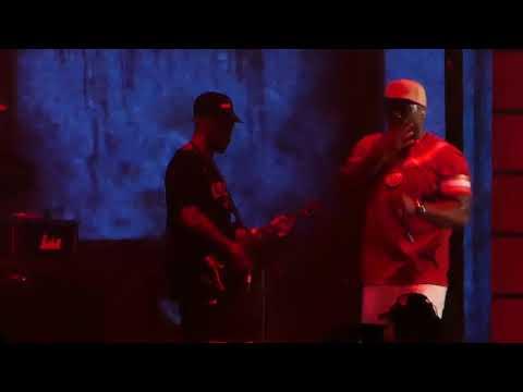 Eminem - Crack A Bottle (w/ 50 Cent)  (Coachella Festival, Indio CA 4/21/18)
