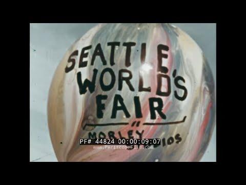 CENTURY 21 EXPOSITION  SEATTLE WORLD'S FAIR  44824