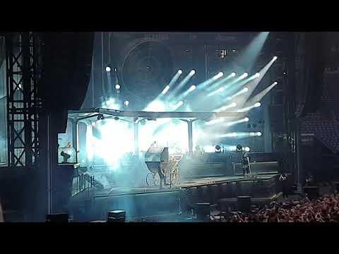 Rammstein Live Puppe Gelsenkirchen 27 05 2019. First Show Works Tour.