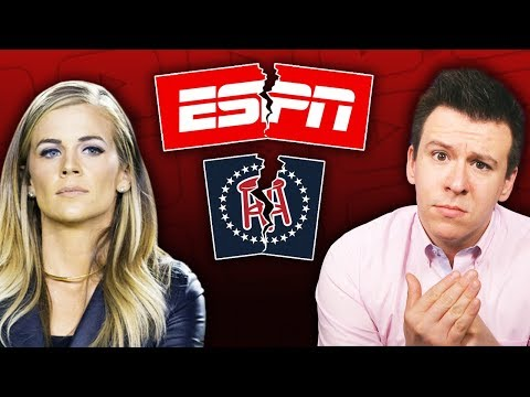 The RIDICULOUS Barstool VS ESPN Controversy, Banning Terry Richardson, and More... - 동영상