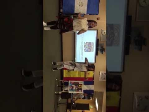 Hispanic show Felix Varela senior high school (2017)