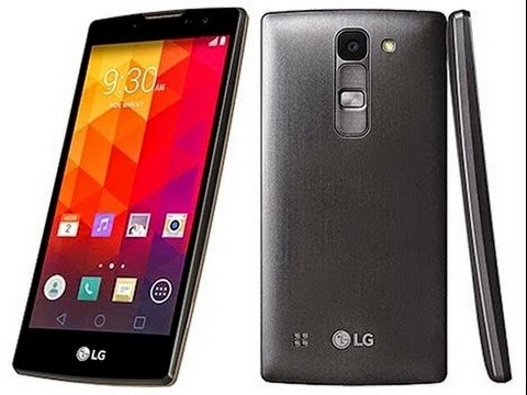 LG SPIRIT 3G UNBOXING  MT - YouTube