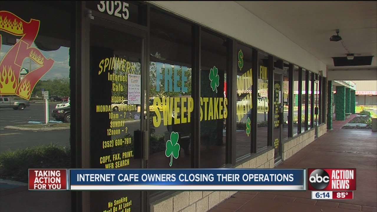 Internet sweepstakes cafe in atlanta ga